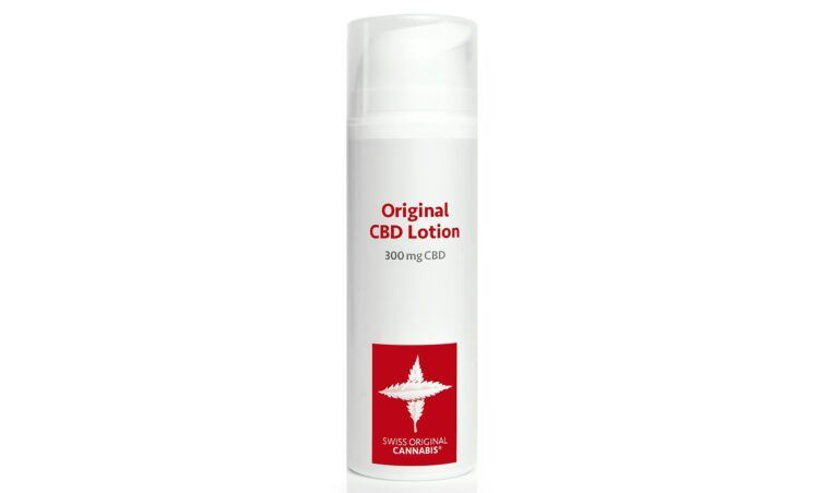 Original CBD Lotion