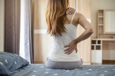 CBD for chronic back pain